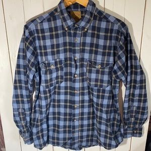 """Men's large Over Under """"the crosscut"""" flannel"""